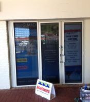 Poolmart commercial security screens Perth